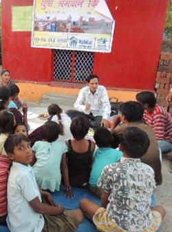 Student Awareness Programme on Sanitation and Health