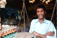 Habitat Youth BUILD India beneficiary