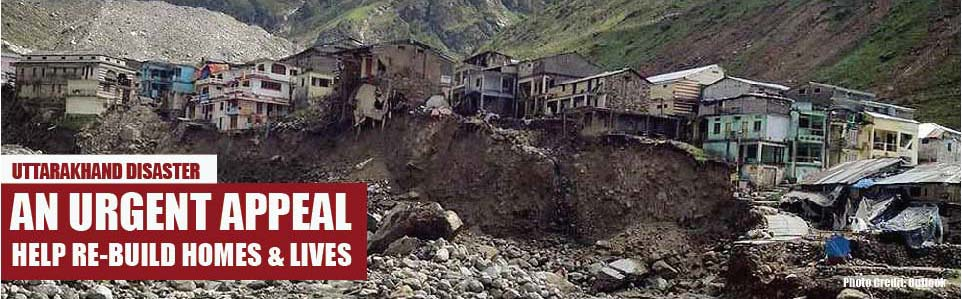 Uttarakhand Disaster Relief