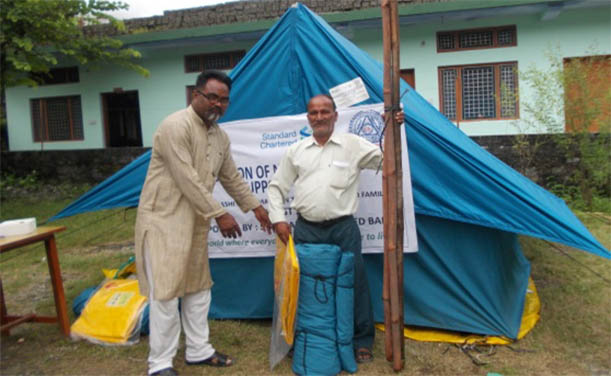 Habitat beneficiary