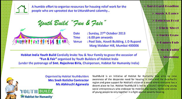 Youth BUILD Mela