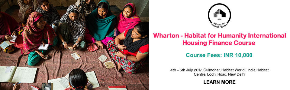 Wharton – Habitat for Humanity International Housing Finance Course