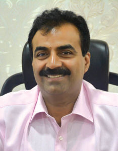 Albin Anthony, Chief Operating Officer,Sacred Heart School, Kalyan