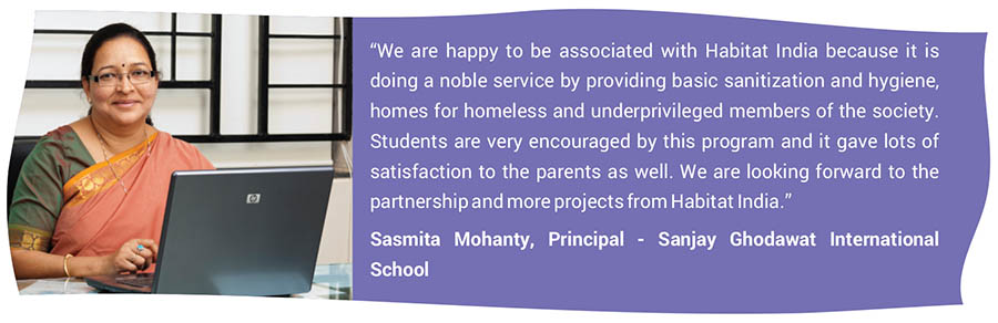 Sasmita Mohanty, Principal - Sanjay Ghodawat International School